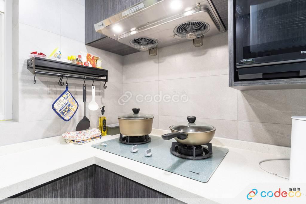 元朗區栢慧豪園廚房裝修