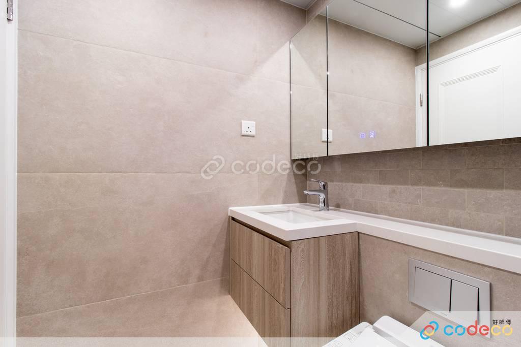 炮台山富澤花園浴室裝修