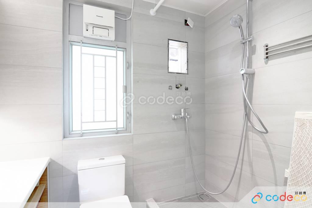 元朗蝶翠峰廁所裝修