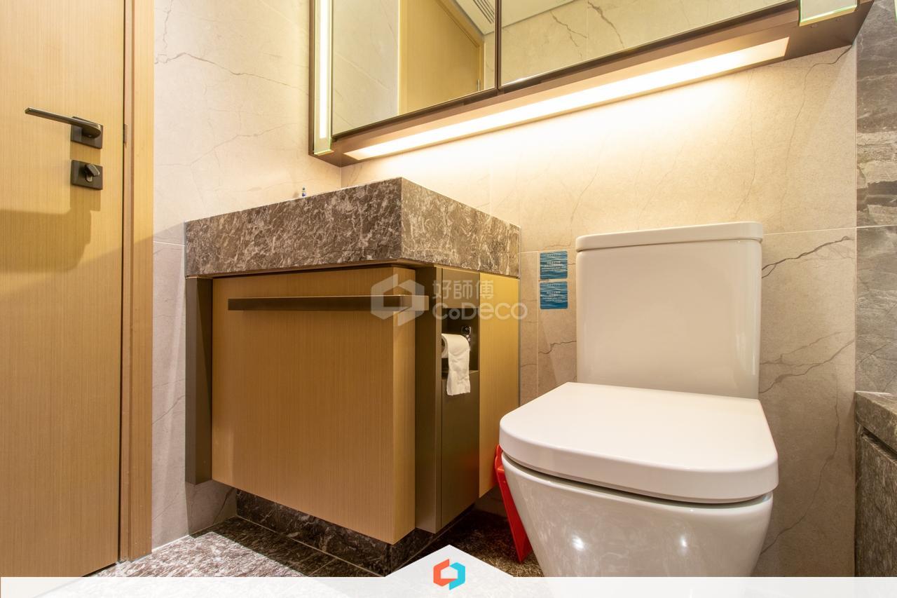 將軍澳Malibu廁所裝修翻新