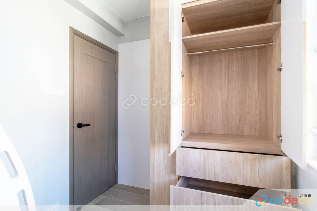 東區德禧樓房間裝修