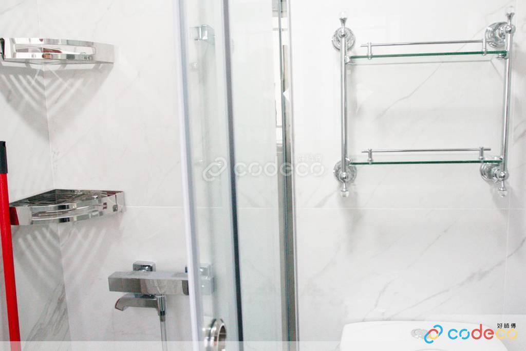 大埔富善邨廁所裝修