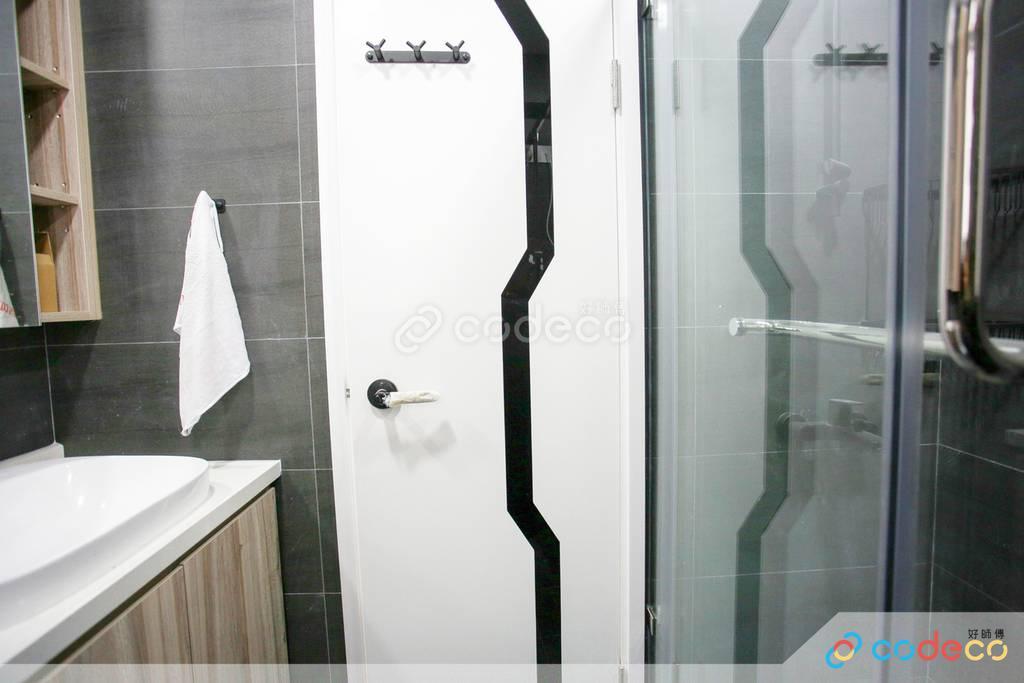 北區麗晶花園廁所裝修