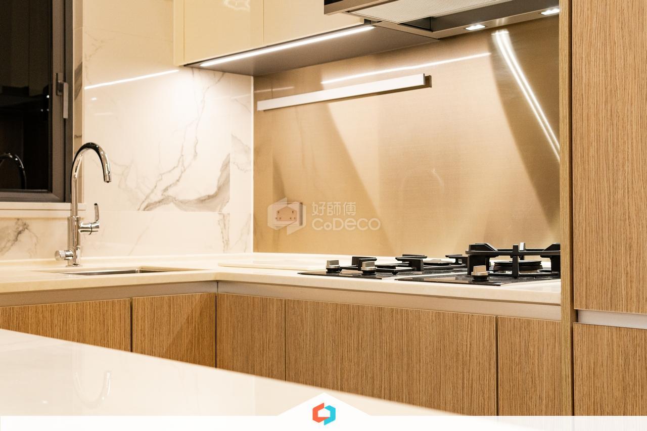 大埔天鑽廚房裝修翻新