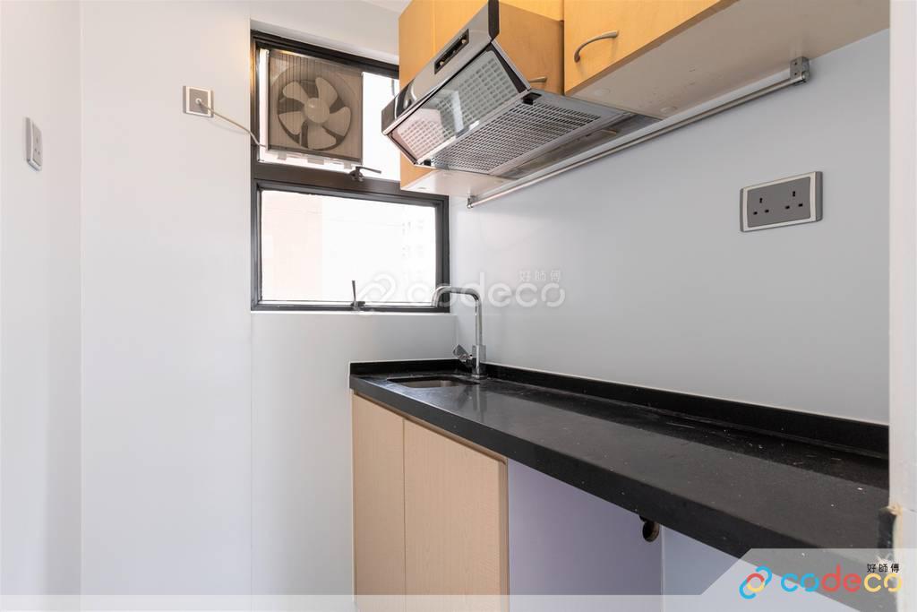 油麻地安蘭閣廚房裝修