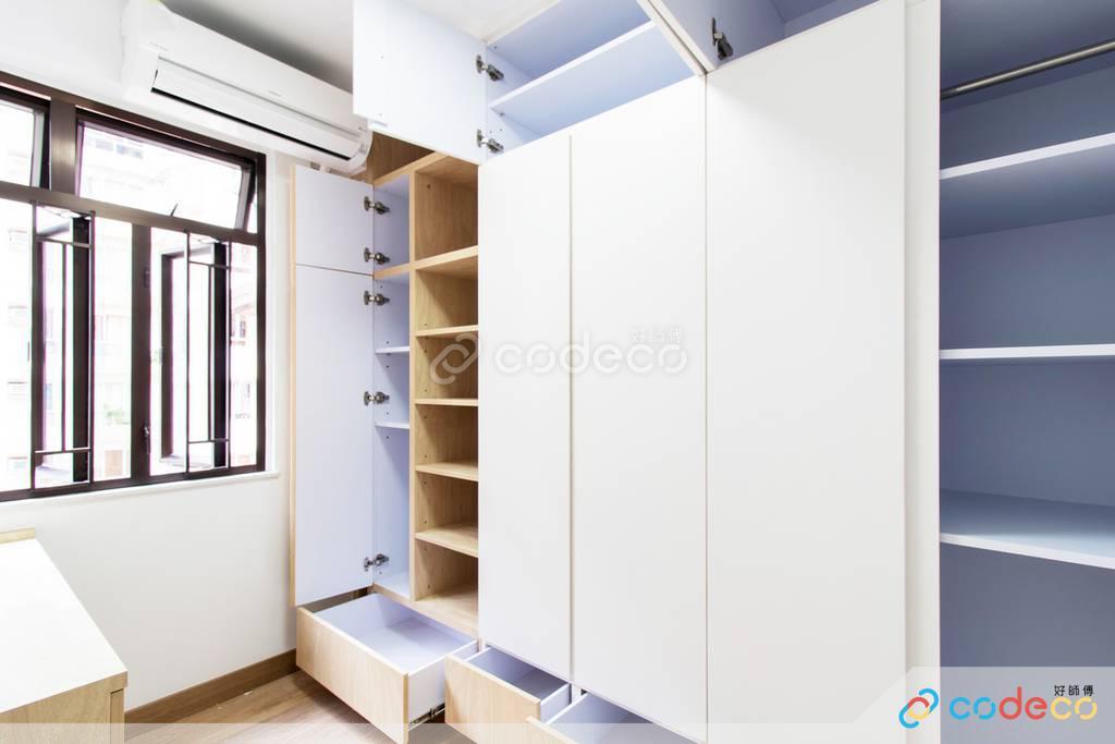東區嘉文樓書房裝修