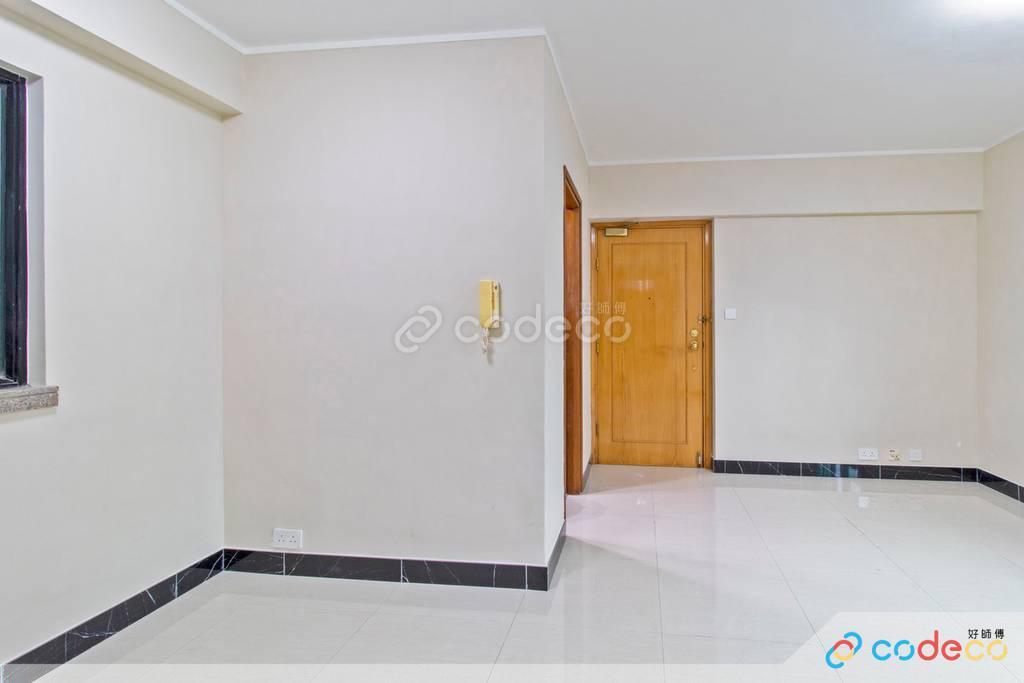 將軍澳都會豪庭大廳裝修