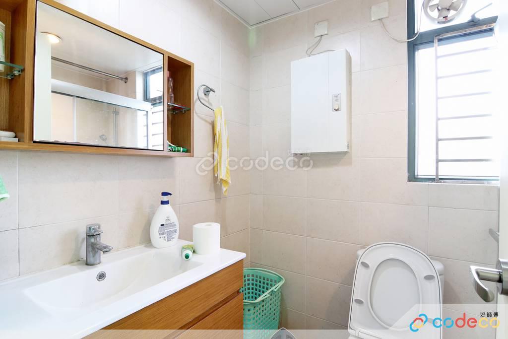 深井浪翠園廁所裝修
