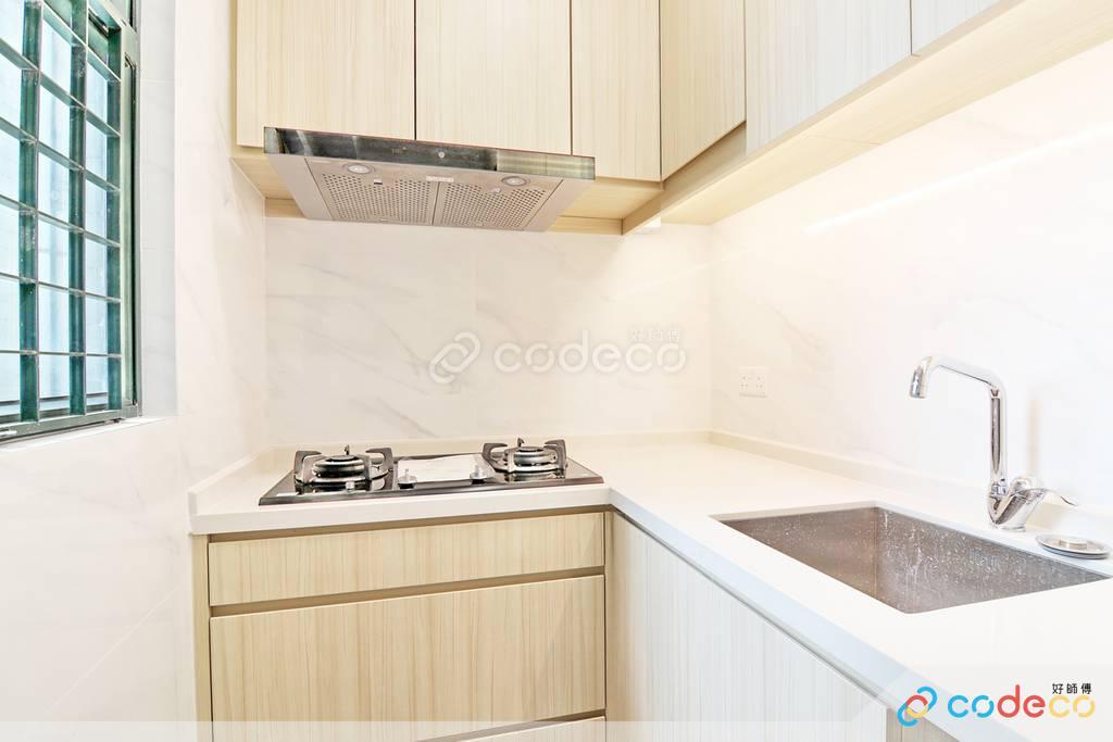 粉嶺牽晴間廚房裝修