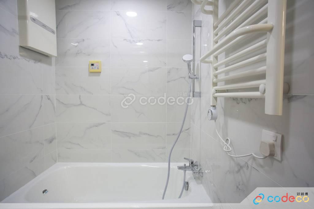 將軍澳維景灣畔廁所裝修