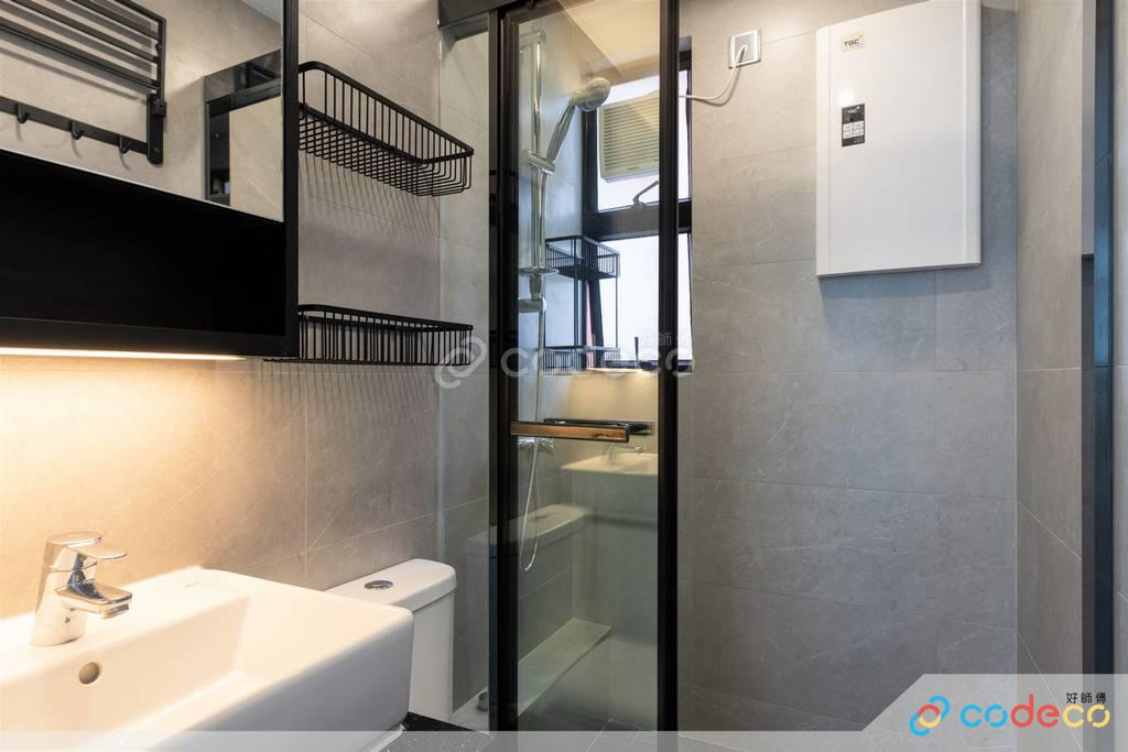油麻地安蘭閣廁所裝修