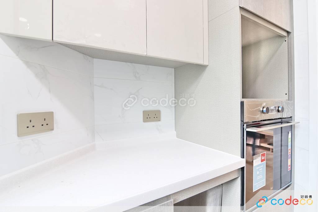 東涌映灣園廚房裝修