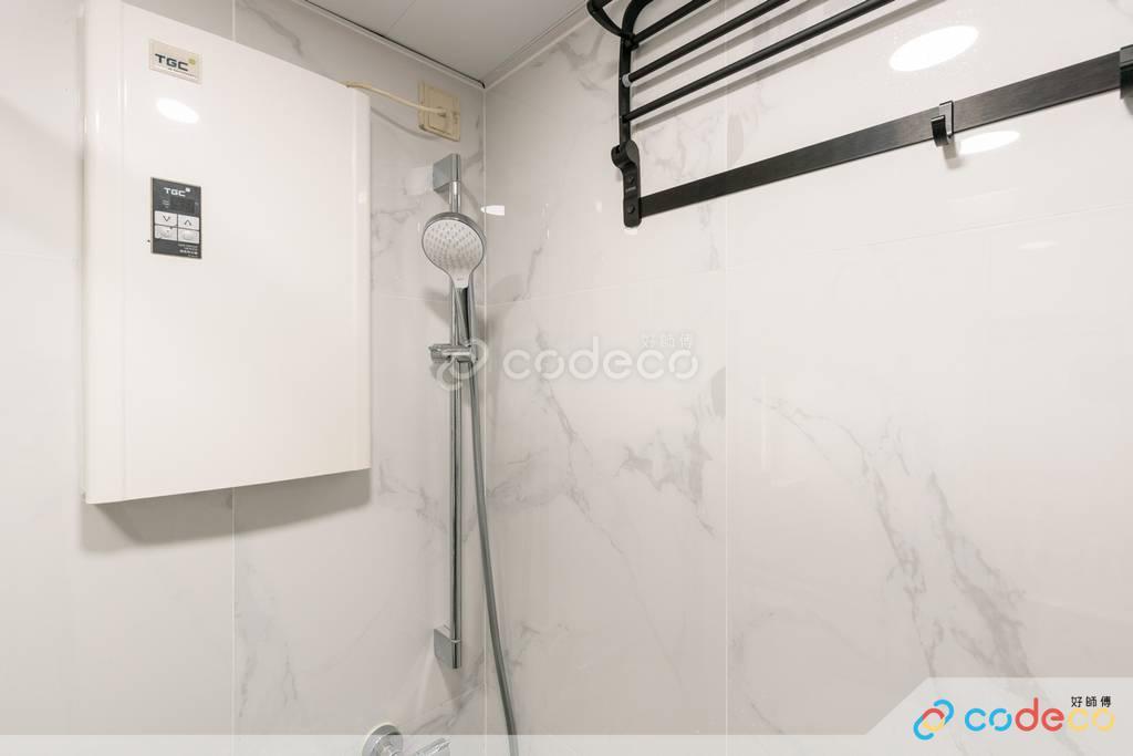 荃灣海灣花園廁所裝修