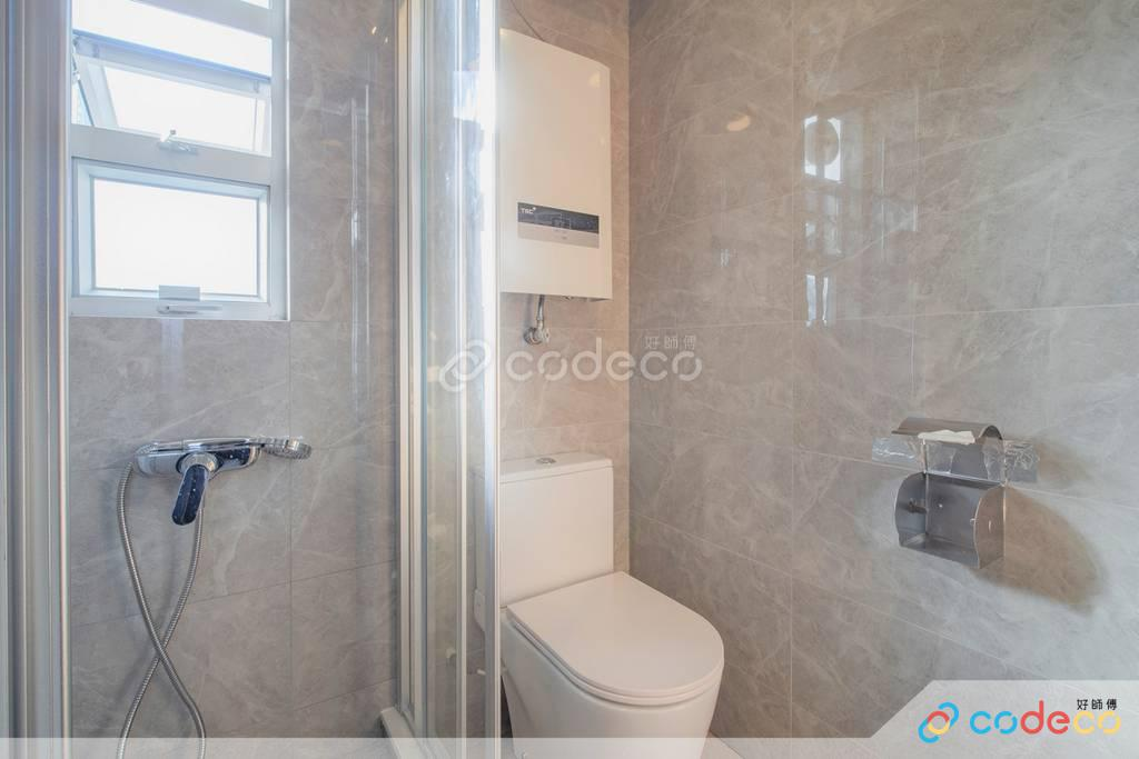 中西區金裕大廈廁所裝修