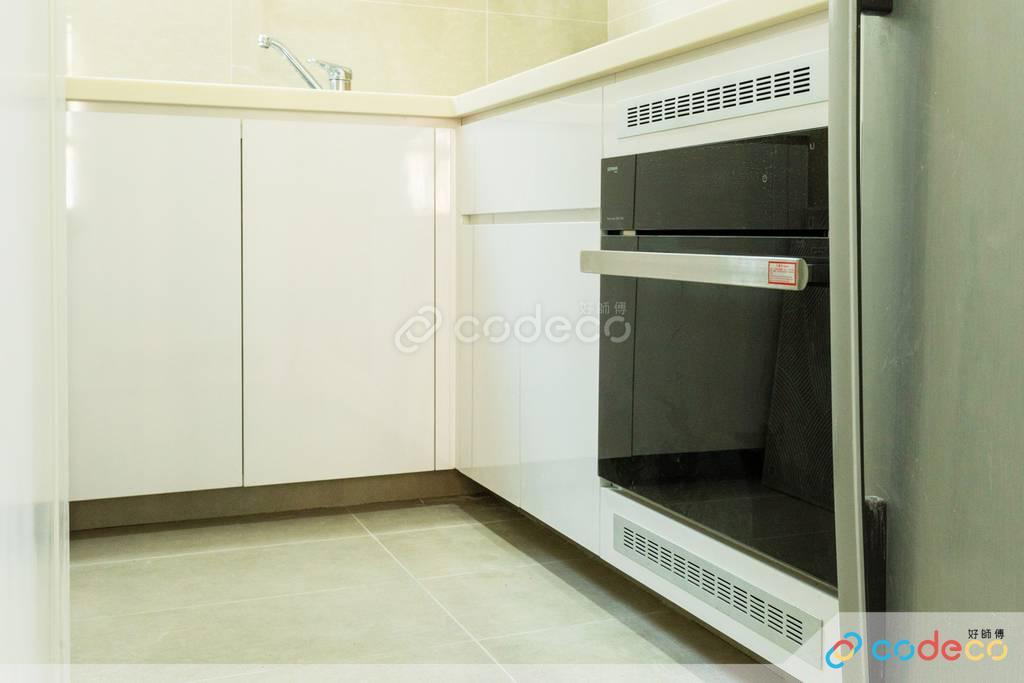 中西區帝后華庭廚房裝修