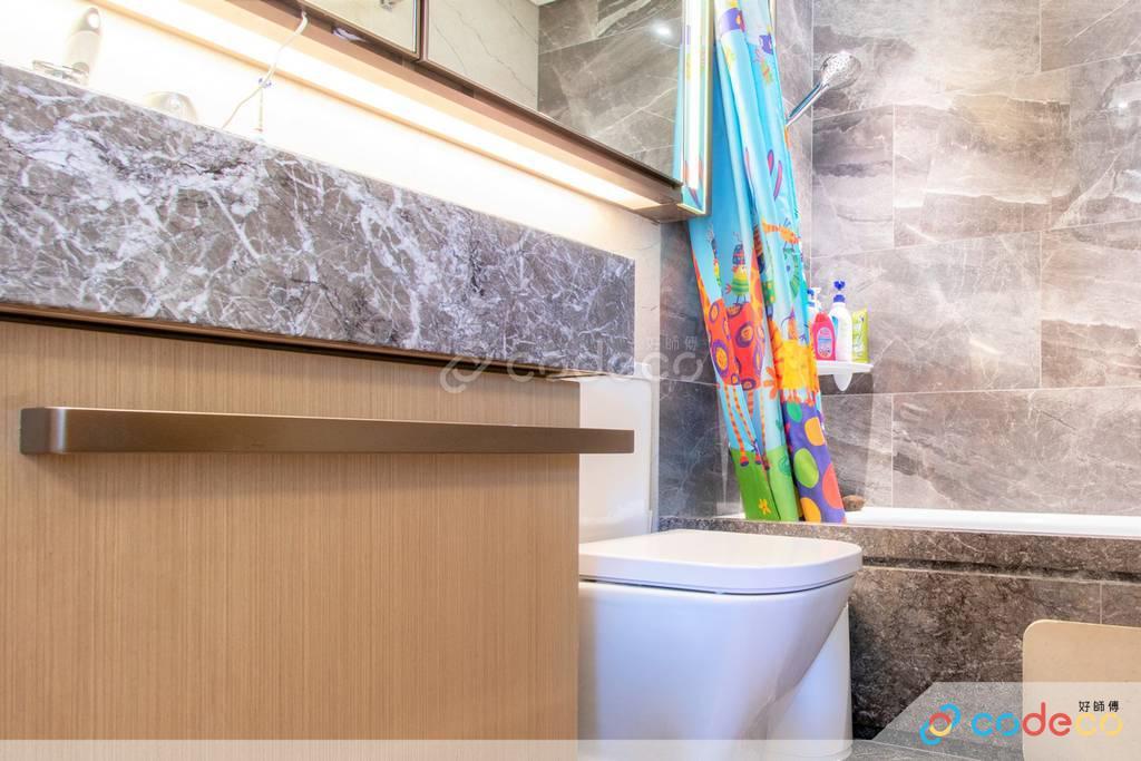 西貢區日出康城廁所裝修