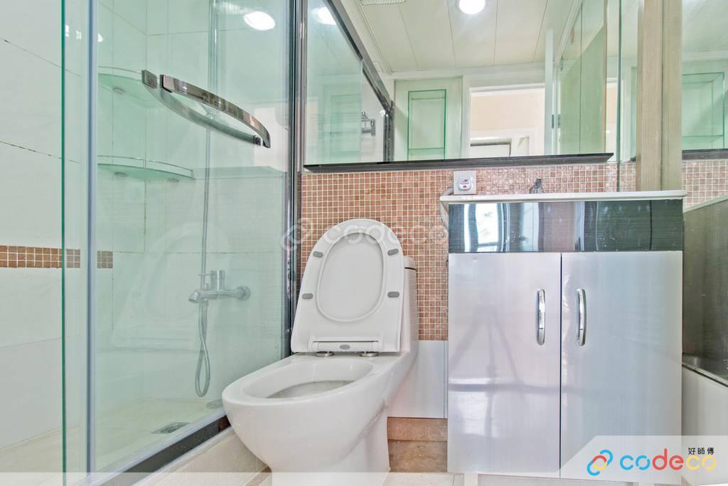 調景嶺都會駅廁所裝修