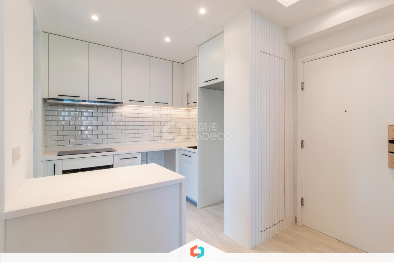 屯門瓏門廚房裝修翻新