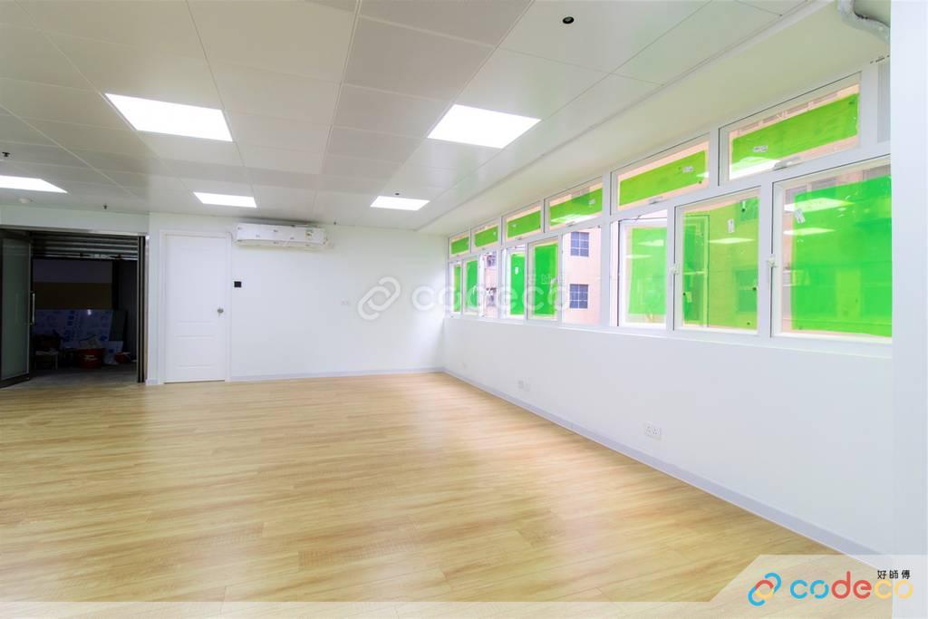 九龍灣鴻力工業中心大廳裝修