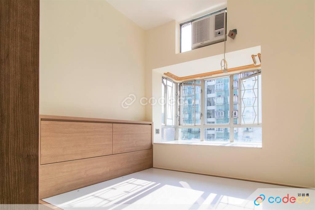 沙田區第一城主人房裝修