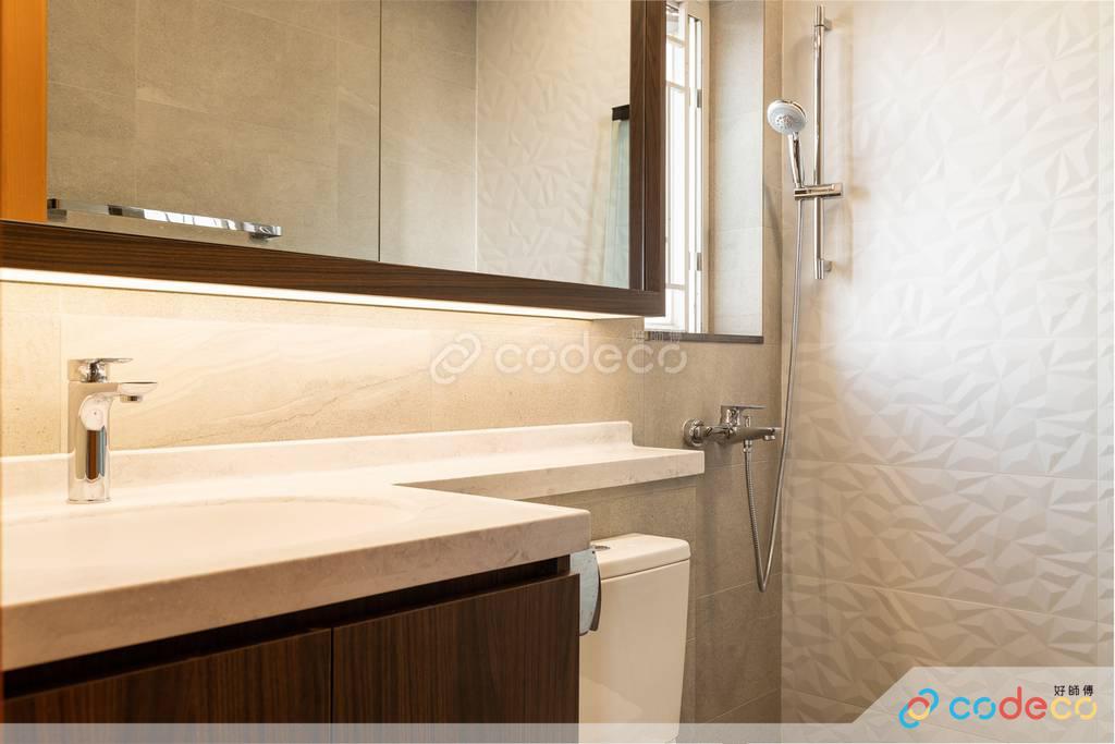 深水埗昇悅居廁所裝修