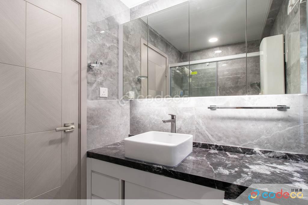 荃灣海濱花園廁所裝修翻新