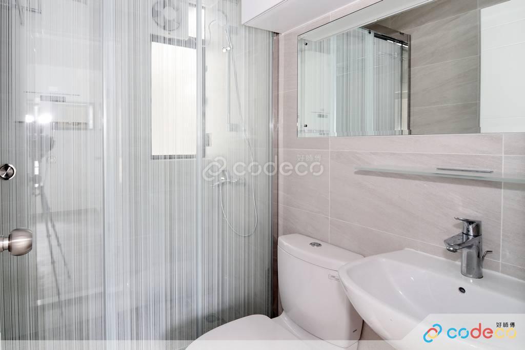 筲箕灣峻峰花園廁所裝修