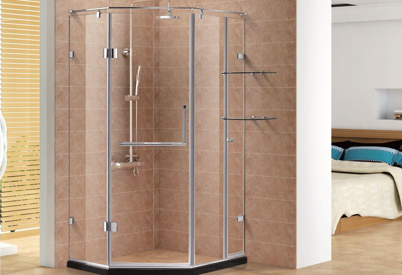 鑽石形浴屏設計案例