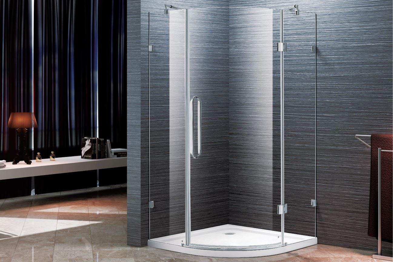 扇形浴屏設計案例