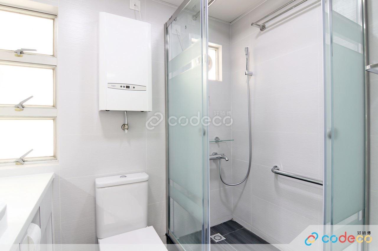 暗抽浴屏設計案例