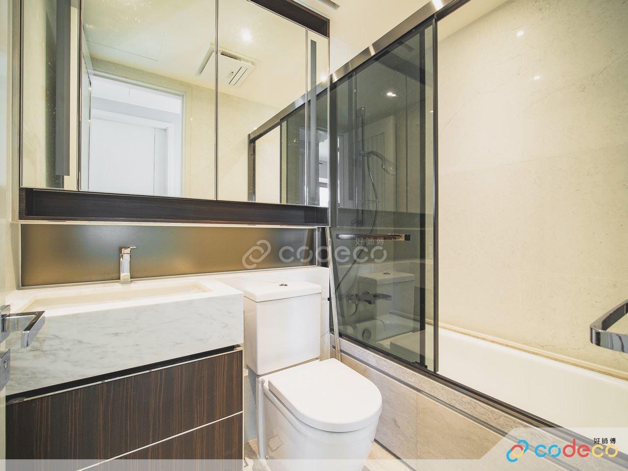 浴缸浴屏設計案例