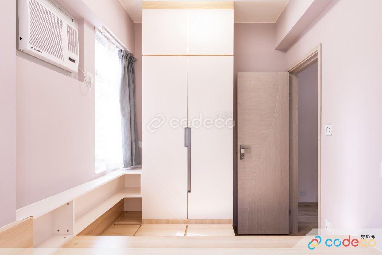 睡房地台設計方法案例參考