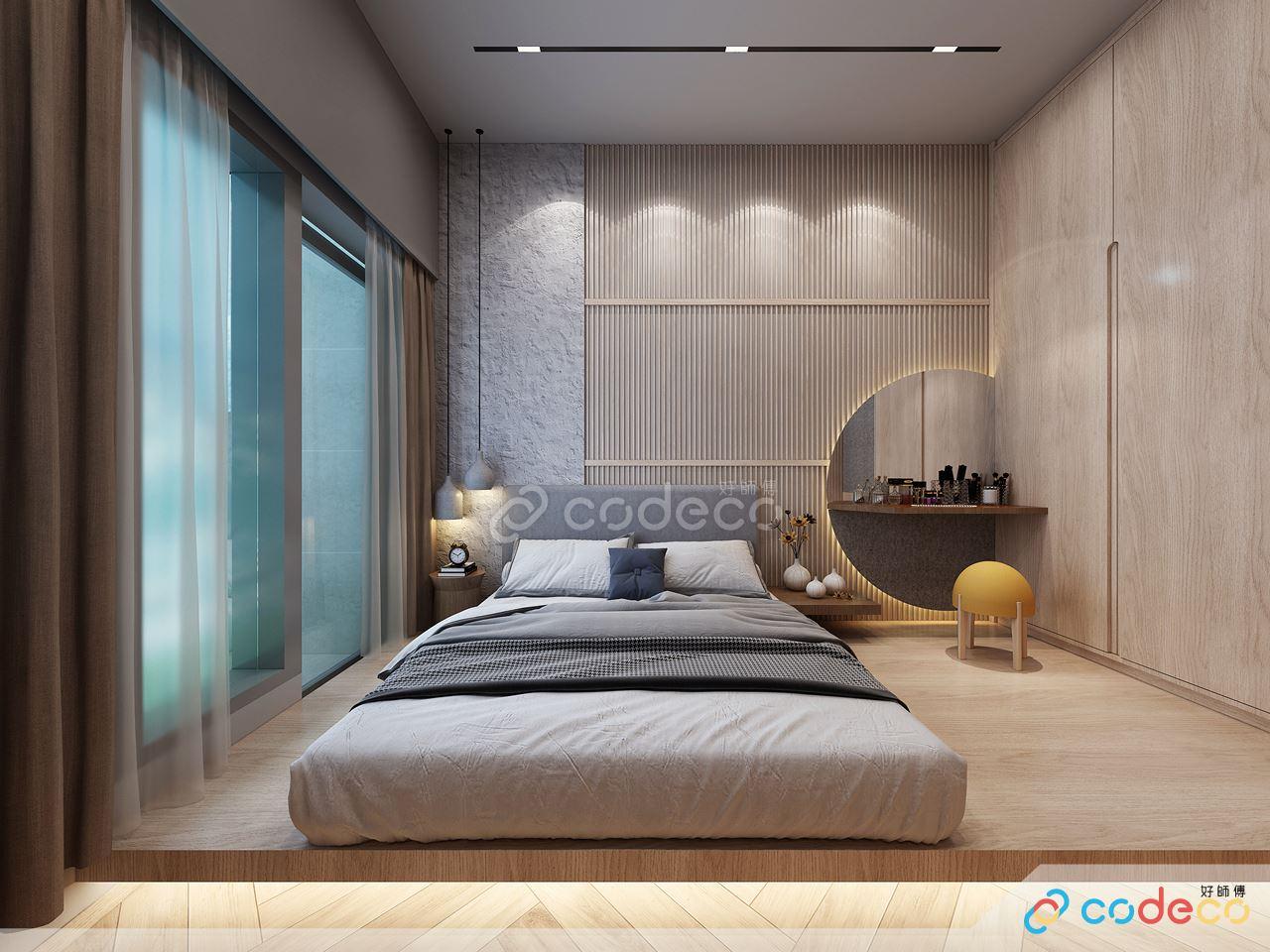 凱滙睡房設計