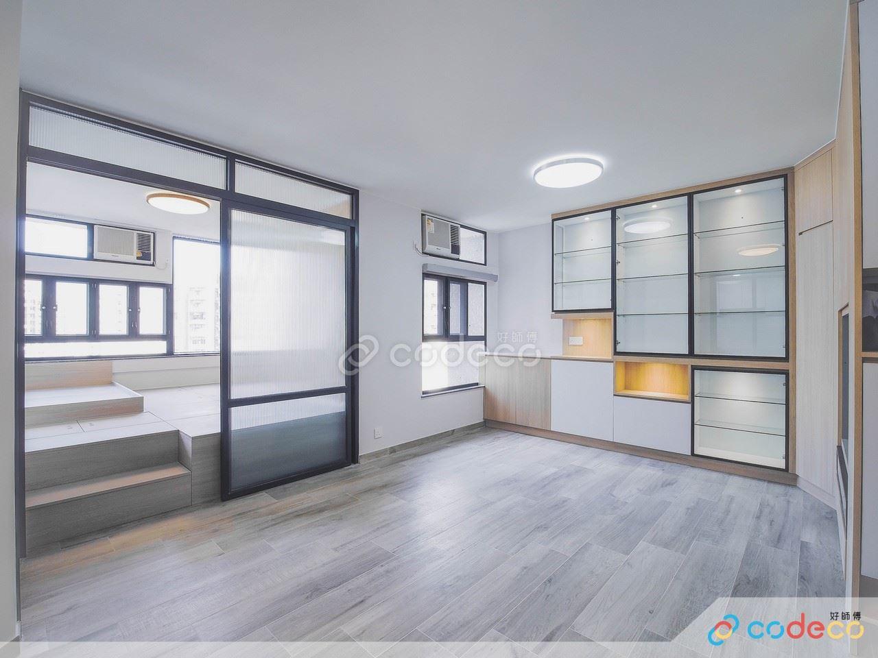 廳間房設計案例