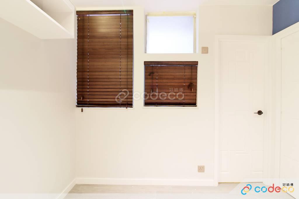 屯門龍門居飯廳裝修現代簡約風室內設計